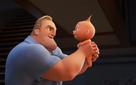"""Sau 13 năm đợi chờ mòn mỏi, cuối cùng Pixar đã tung ra teaser chính thức của Gia đình siêu nhân 2 - """"Incredibles 2"""""""