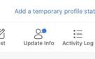 Facebook thử nghiệm status tự hủy