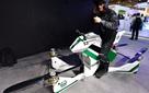 Cảnh sát Dubai đưa xe máy bay vào sử dụng cho những trường hợp khẩn cấp