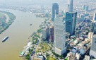 """Siêu dự án đại lộ ven sông Sài Gòn của """"chúa đảo"""" Tuần Châu hiện giờ ra sao?"""