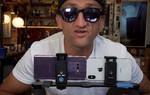 """YouTuber nổi tiếng làm video chứng minh Galaxy Note9 quay phim, chụp ảnh """"ngon"""" hơn iPhone X"""
