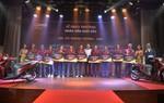 211 chiếc xe máy được MacCoffee - Café Phố thưởng nóng cho nhân viên xuất sắc
