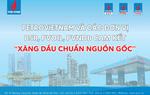 Quản lý chặt chất lượng sản phẩm xăng dầu