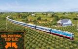 Đường sắt Việt Nam hỗ trợ tối đa 50% phí vận chuyển nông sản từ vùng dịch, dùng toa xe và container lạnh bảo ôn