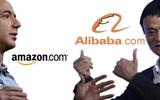 Alibaba vs Amazon: Phương Đông so găng phương Tây trên chiến trường thương mại điện tử