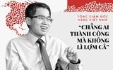 CEO HSBC Việt Nam nhắn gửi 9x: Nhảy việc không xấu, nhưng kiên nhẫn một chút, xây dựng nền tảng tốt, có khi lại có cơ hội làm sếp nhanh hơn!