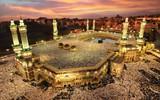 Thánh địa Mecca: