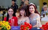 Khép lại scandal tình-tiền, hoa hậu Phương Nga đảm nhận Giám đốc truyền thông dự án