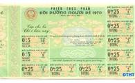 Những tem phiếu mua hàng độc đáo thời bao cấp