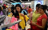 Bung hàng đón mùa mua sắm cuối năm