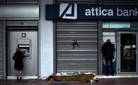 Ngân hàng ở Hy Lạp mở cửa trở lại từ hôm nay