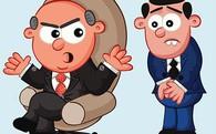 Tại sao các sếp thường có trái tim 'sắt đá'?