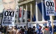 """Người Hy Lạp nói """"Không"""" trước một châu Âu coi thường nền dân chủ"""