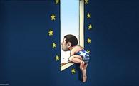 """Kinh tế qua hoạt hình: Người Đức """"ăn tiêu"""" khác Hy Lạp ra sao?"""