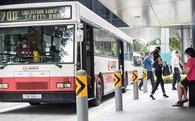 Singapore sắp thử nghiệm xe bus tự lái