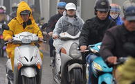 Chiều nay gió mùa về, Hà Nội rét 14 độ