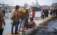 Venice quyết không để bị xóa sổ với đê chìm nổi