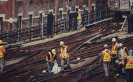 Thế giới bí mật phía sau hệ thống tàu điện ngầm New York qua 19 bức ảnh