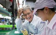 """Sản xuất iPhone tại Mỹ: """"Thôi đừng chiêm bao"""""""