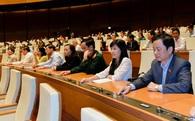 Quốc hội yêu cầu trước 2019 phải xong trọng tâm tái cơ cấu kinh tế