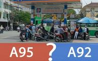 Đi xe máy đã lâu nhưng rất nhiều người vẫn không biết xe mình phải đổ xăng A92 hay A95
