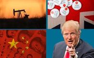7 sự kiện khiến thị trường tài chính quốc tế chao đảo năm 2016