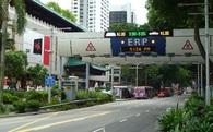Singapore thu phí ôtô vào nội đô ra sao?