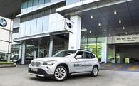 Nhà phân phối chính hãng xe BMW bị ngừng thông quan