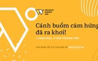 WeChoice Awards 2016: Giương cánh buồm đi tìm niềm cảm hứng