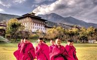 """Bạn nhất định nên đến thăm """"thiên đường cuối cùng của hạ giới"""" Bhutan một lần trước khi quá muộn"""