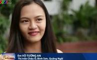 Cô gái Quảng Ngãi nhận 12 học bổng của Mỹ và ước mơ giúp thay đổi môi trường Việt Nam