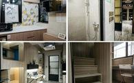 Thảm kịch của nhân viên ngân hàng Hong Kong: Ngủ giường nửa mét, sống ghép 9 người một phòng
