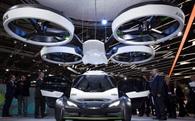 Ý tưởng xe bay từ Airbus: Giải pháp chống tắc đường dành cho nhà giàu