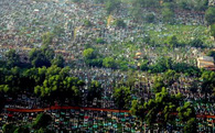 Nghĩa trang lớn nhất TP.HCM sẽ thành khu đô thị cao cấp