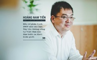 """Chủ tịch FPT Software Hoàng Nam Tiến: """"Nếu cứ phân tích SWOT như các bạn Tây thì không công ty Việt Nam nào dám bước ra khỏi biên giới"""""""