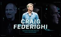 Chân dung Craig Federighi, người kế thừa thầm lặng của Steve Jobs tại Apple