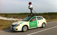 Google nâng cấp camera trên xe Google Street View