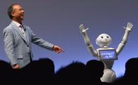 CEO SoftBank: 30 năm nữa trí thông minh của máy móc sẽ vượt qua con người