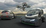 Vừa là ô-tô, vừa là drone bay trên trời - Thiết kế tương lai của Airbus sẽ khiến công chúng phải kinh ngạc