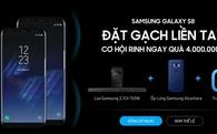 Tự tin thay bảng giá nhanh nhất Việt Nam, nhưng tới khi Samsung Galaxy S8 ra mắt mới thấy, TGDĐ thua xa FPT Shop ở điểm này