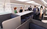 """Airbus dự định làm thế hệ """"máy bay không cửa sổ"""", hành khách sẽ không còn được ngắm nhìn bầu trời khi bay"""