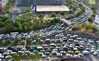 Ám ảnh kẹt xe Tân Sơn Nhất: Đề xuất xây cáp treo vào sân bay