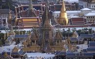 Có gì trong lễ tang 30 triệu USD của cố vương Thái Lan Bhumibol Adulyadej?
