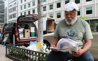 """Cuộc đời kẻ vô gia cư """"trình độ"""" nhất nước Mỹ: Tốt nghiệp trường Luật Harvard và sở hữu ba tấm bằng ĐH"""