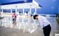Cây xăng Việt dựng hình nhân đấu với 'xăng kiểu Nhật' ?