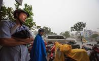 Miền Trung, miền Nam có mưa hai ngày giáp Tết Đinh Dậu