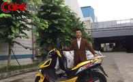 Việt kiều Mỹ vượt qua ngăn cản của gia đình, về Việt Nam làm bình trữ điện năng lượng xanh: Đưa ra một giải pháp, tạo công ăn việc làm cho người dân, tôi khởi nghiệp ở quê hương là rất đáng!