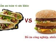 """""""Đặc sản"""" của Chipotle khiến McDonald's ngao ngán: Sạch, tự nhiên & an toàn"""