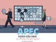 """APEC, toàn cầu hóa và những """"cơn gió ngược"""""""