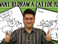 Với ý tưởng kỳ quặc bậc nhất trong Shark Tank, chàng kỹ sư IT gọi vốn thành công 25.000 USD chỉ để đi vẽ tranh con mèo